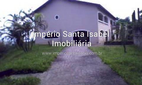 [Vende Chácara 5.000M2-Escritura- Km 55 - Santa Isabel-Sp  ]