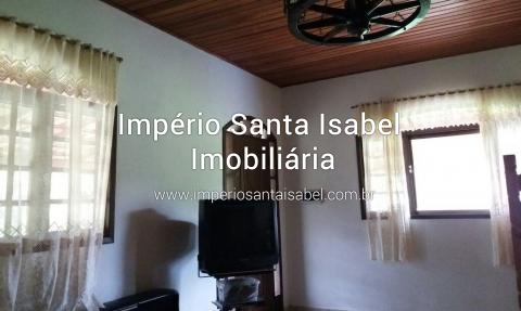 [Chacara Jaguari- Santa Isabel 30.000M2 Cachoeira Nos Fundos 800 Mil]