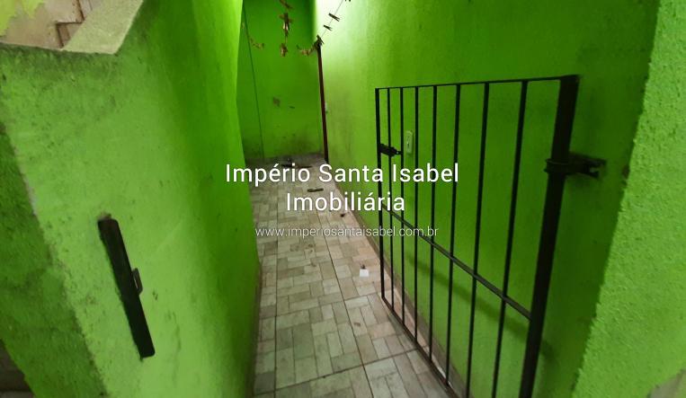 [Aluga Casa 2 Dormitórios-Não Tem Garagem - Novo Éden Santa Isabel SP- R$ 850,00]