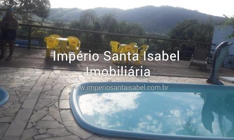 [Aluga-se chácara 1.000 m² com Piscina em Chácara Guanabara- Guararema -SP R$ 1.300,00]