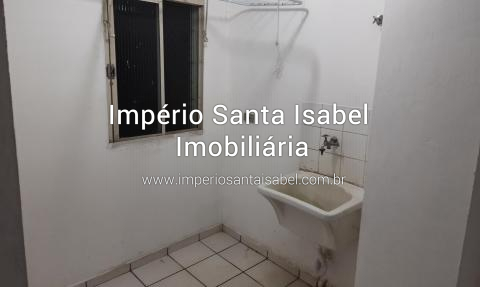 [Aluga Apartamento CDHU Santa Isabel-Bloco H - Penúltimo andar]