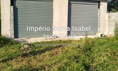 [ Aluga terreno 1.200 m2 de terreno + salão 45 m2  no centro de Santa Isabel-SP R$ 1.900,00]