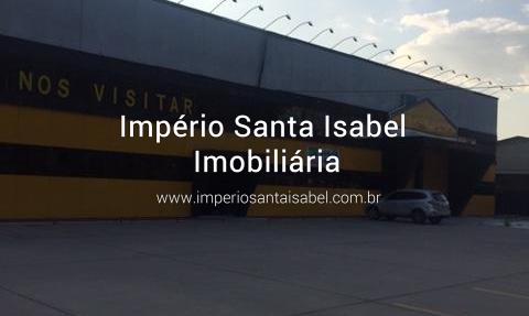 [Galpão para locação na estrada de Santa Isabel ]