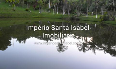 [Sitio Em Santa Isabel-Varadouro- Piscina-3 Lagos-Casa Alto Padrao]