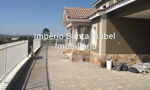 [Vende Casa 500M2 NO bairro Jardim Rosa Helena – Igaratá- da financiamento bancário-aceita Permuta]
