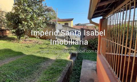[Vende casa 270 m2 de esquinana Av Principal no centro Santa Isabel SP ]