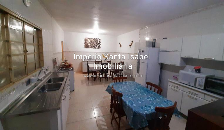[Vende casa 348 m2 com Edicula+ Piscina + Doc ok no Jardim Eldorado- Santa Isabel-SP ]