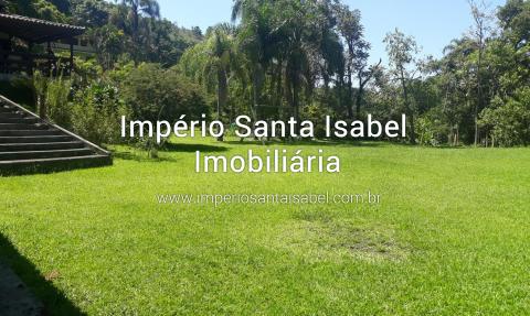 [Vende Chácara 9.000M2 Santa Isabel-Lago -Proximo Dutra]