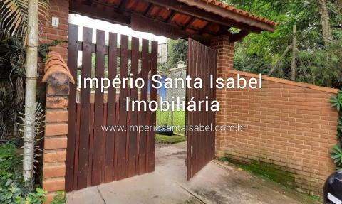 [Vende Chacara 2.000 m2 com Piscina- Campo- Escritura Definitiva Recanto Alphina Santa Isabel-SP]