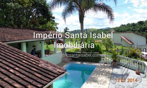 [Vende Chácara 2.000 M2 no Bairro Ouro Fino Santa Isabel-SP]
