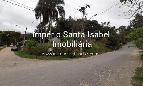 [Vende Chácara 2.100 m2 de esquina no Ouro Fino Santa Isabel SP ]