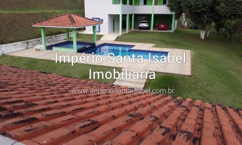[Vende Chácaras 36.000M2-Piscina-Lago-3Casasno Bairro Figueira-Santa Isabel-Sp]