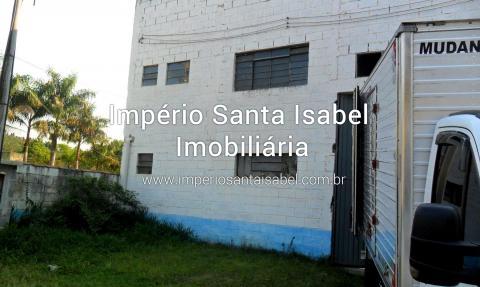 [Vende Galpão em Santa Isabel- SP- Monte Negro - 1.497 M2  proximo do asfalto]