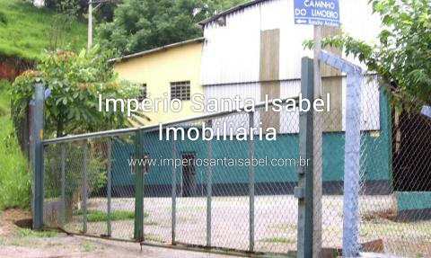 [Vende Galpão Industrial 2.500m2 Bairro Cachoeira próximo da Montart  Santa Isabel SP]
