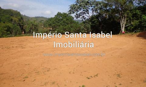 [Vende / Permuta em Terreno 5000 m2 no bairro da Pedra Branca com riacho de Nascente Fundos - Santa Isabel-SP]