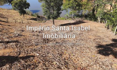[Vende Terreno 800 m2  Próximo Pesqueiro no Bairro da Pedra Branca em Santa Isabel ]