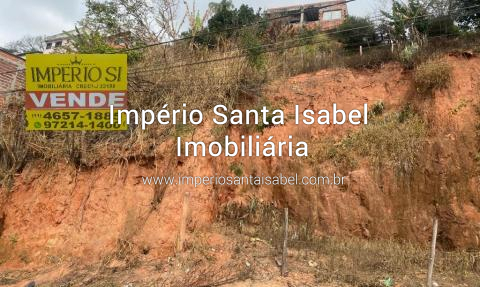 [Vende Terreno 250 M2 na avenida principal do bairro Jardim Eldorado  Santa Isabel-SP]