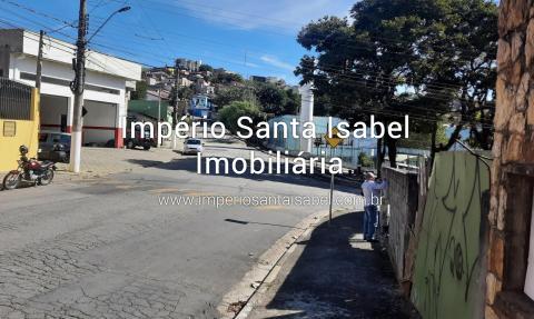 [Vende Terreno comercial de 411 m2 de esquina Novo Edem Santa Isabel SP]