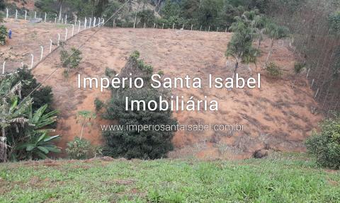 [Vende Terreno de 2.700 m2 no  Bairro Pedra Branca em  Santa Isabel-SP]